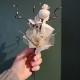 アートフラワーセット 造花 DIY人工植物 デコレーション オブジェ