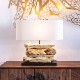 LUXTREE(ラクスツリー) Riverine Lamp テーブルランプ テーブルライト デスクライト