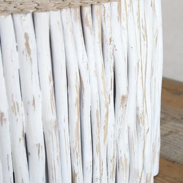 ミモザベンチテーブル