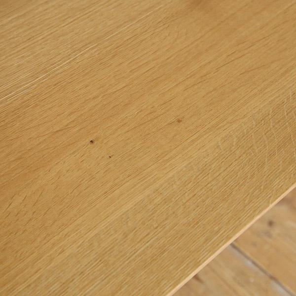 日進木工 geppo(ゲッポ) ダイニングテーブル 2本脚 【セミオーダー】