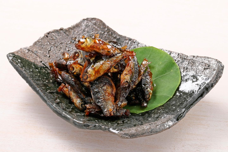 新ばえ(小鮒)佃煮