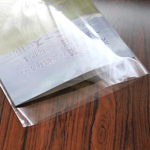 OPPフィルム袋 テープ無 M-011