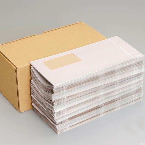 ビニール封筒M1-1(ゴールド窓付1)