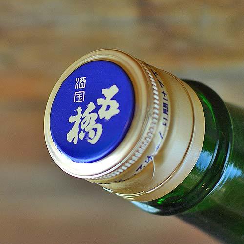 五橋「GO GO GOKYO」純米吟醸 1800ml