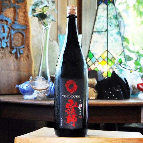 山法師「爆雷」純米 弐拾八 生原酒 1800ml