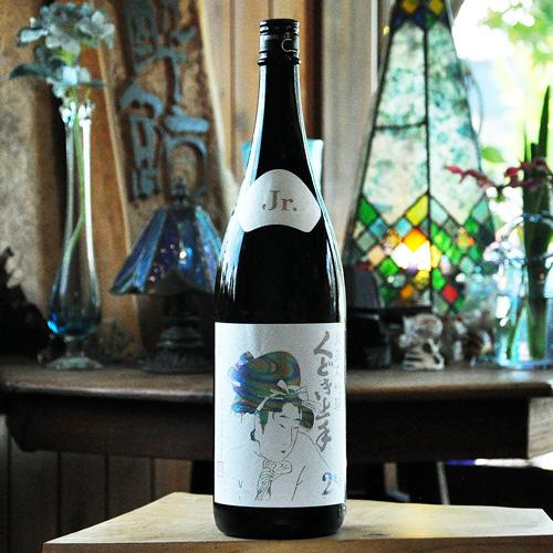くどき上手「雪女神29%」Jr.White Beauty 純米大吟醸 生詰 1800ml