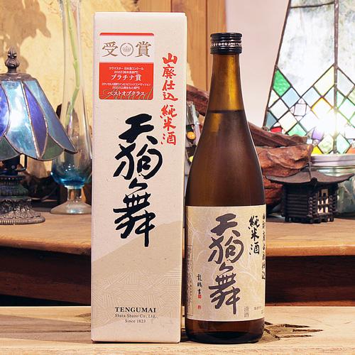 天狗舞 山廃純米酒 720ml
