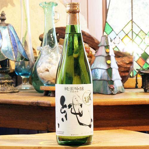 〆張鶴「純」純米吟醸 720ml