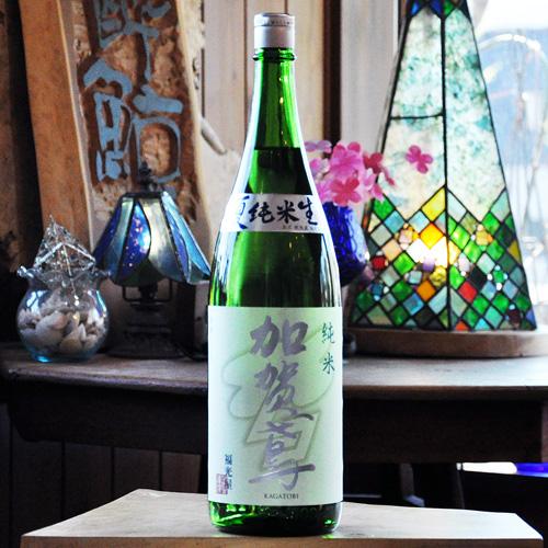 加賀鳶「夏純米」生酒 720ml