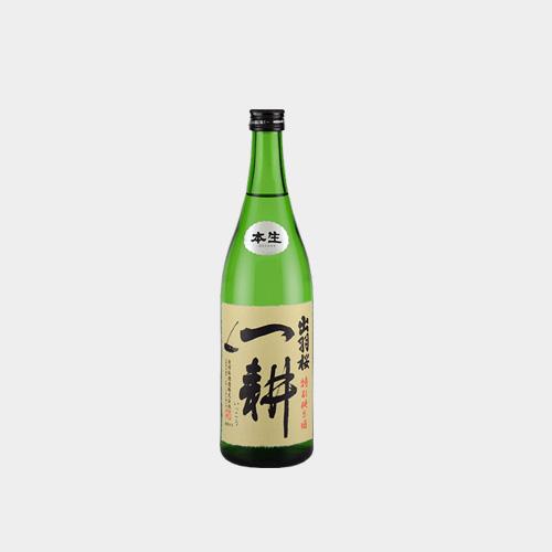 出羽桜「一耕」特別純米本生 720ml
