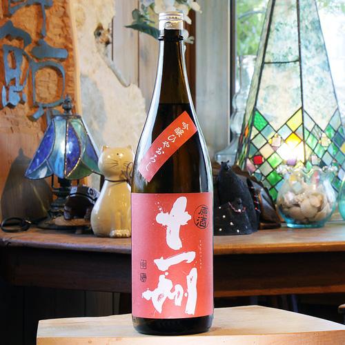 十一州「吟醸ひやおろし」生詰原酒 1800ml