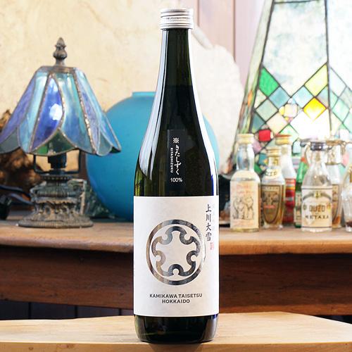 上川大雪「きたしずく」純米吟醸 720ml
