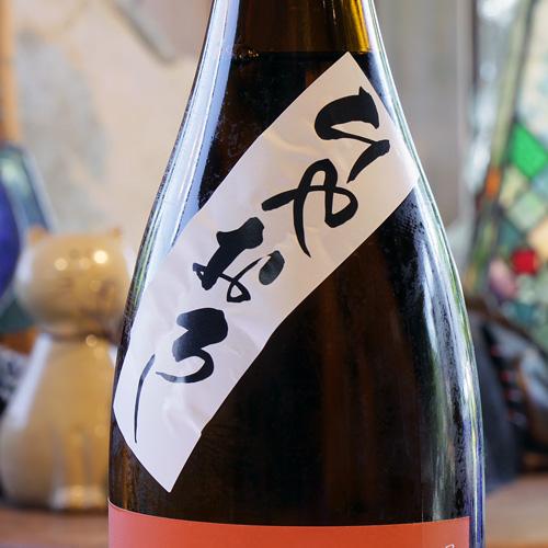 鳥海山「ひやおろし」純米吟醸 1800ml