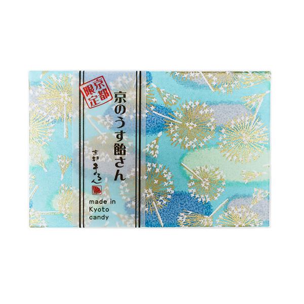 【送料無料】京のうす飴さんセット(たんぽぽ・おぼろ桜・舞桜・桜・小花/各2点)