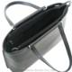 【シャルル ジョルダン】 エマーブル ショルダー付き手提げバッグ [50-5201]/ブラック