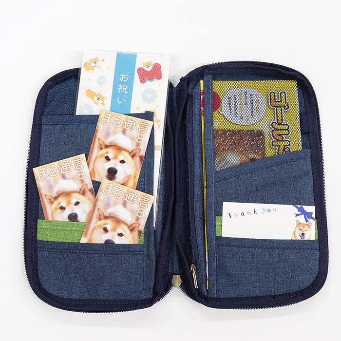 【サンプル品】 カード☆パスポートに便利なカラフルケース