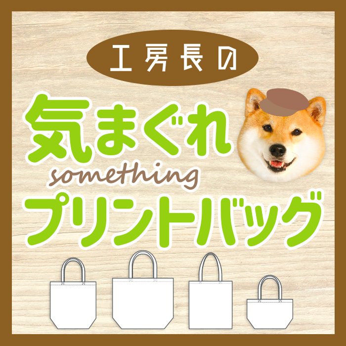 【OUTLET】気まぐれトートバッグ