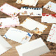 柴犬まるの封筒付きメッセージカード
