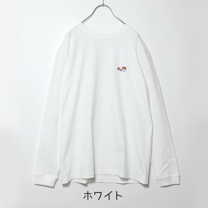 M.ロングスリーブ Tシャツ