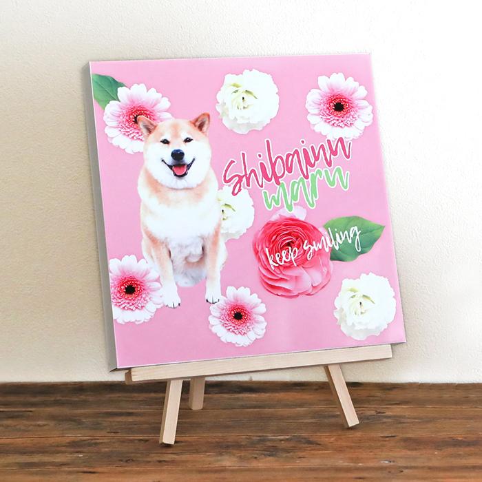 【期間限定】White DAY☆Special ピンクいアルミフォトパネル
