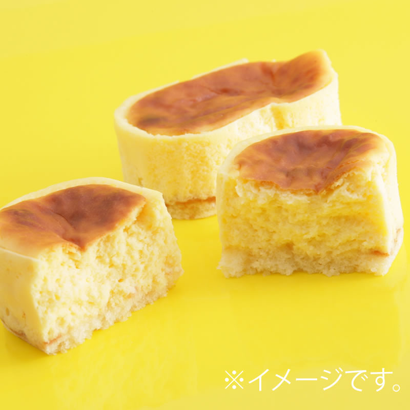 半熟チーズスフレ【冷凍】10個入り