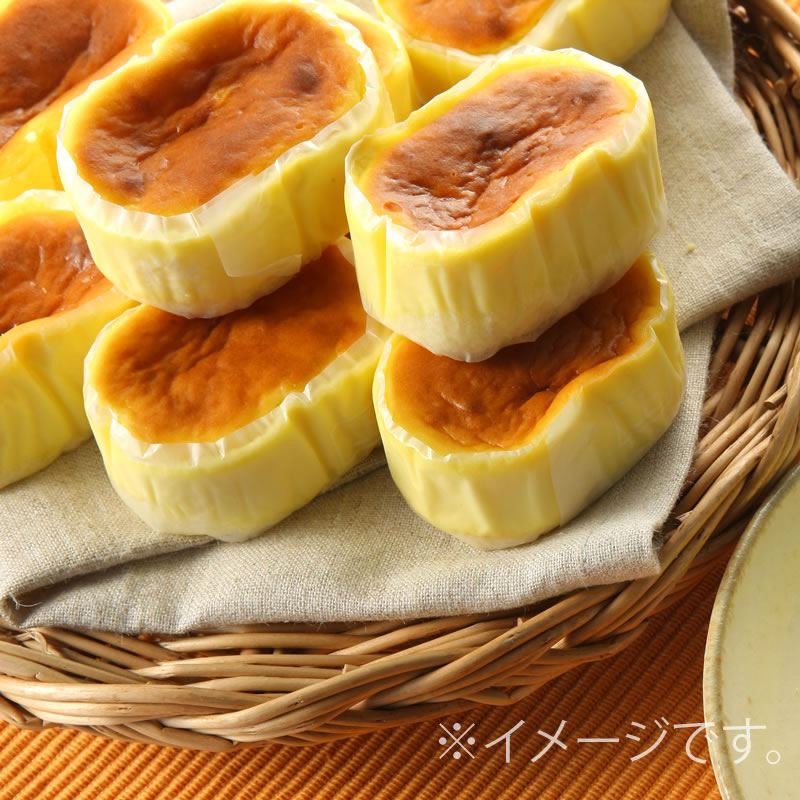 半熟チーズスフレ【冷凍】5個入り
