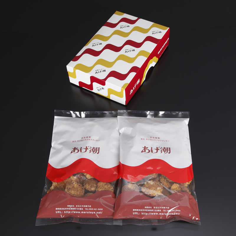 【WG】あげ潮180g×2袋