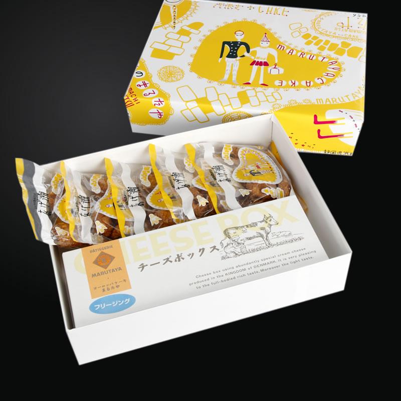 【WG】チーズボックス&あげ潮50g×5袋【冷凍】
