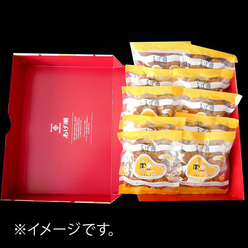 【WG】あげ潮 50g×10袋