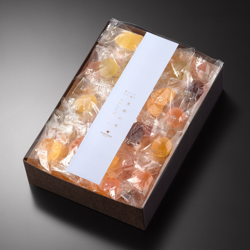 ゼリー菓子『果樹の実』【750g入】(約65個)
