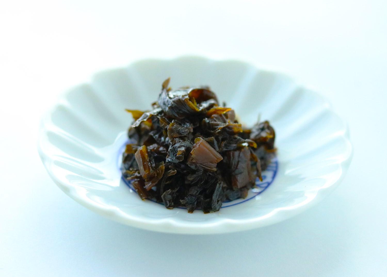 葉わさび入青菜佃煮 1kg