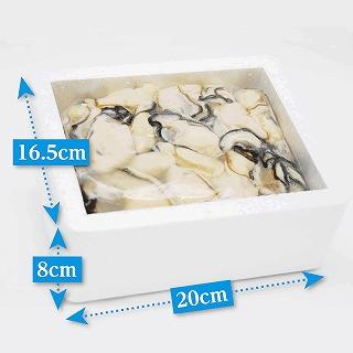 選別こだわり!牡蠣の剥き身1kg