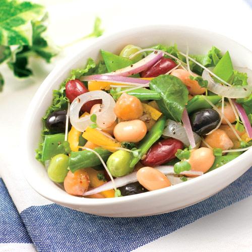 おいしい蒸し豆 蒸しサラダ豆