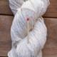 ガラ紡糸|417/2番手糸 生成