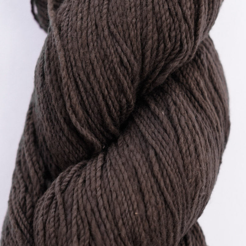 手つむぎ糸 417/2 カラー60色 檜皮色