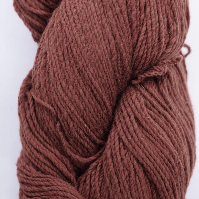 手つむぎ糸|417/2 カラー60色 栗色
