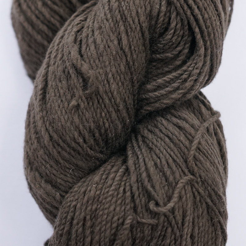 手つむぎ糸|417/2 カラー60色 黒橡