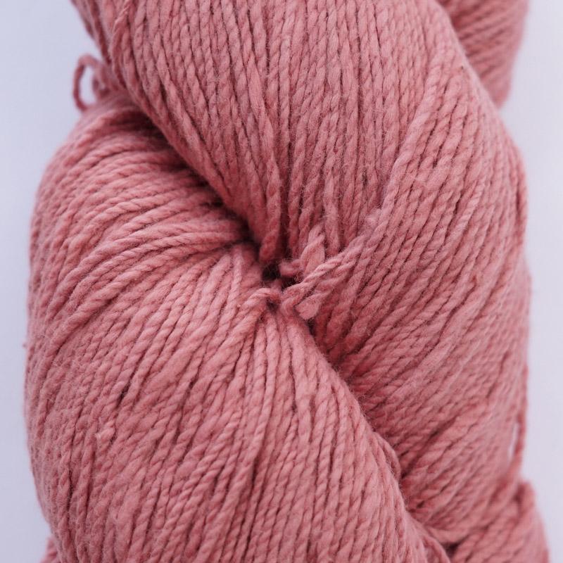 手つむぎ糸|417/2 カラー60色 退紅