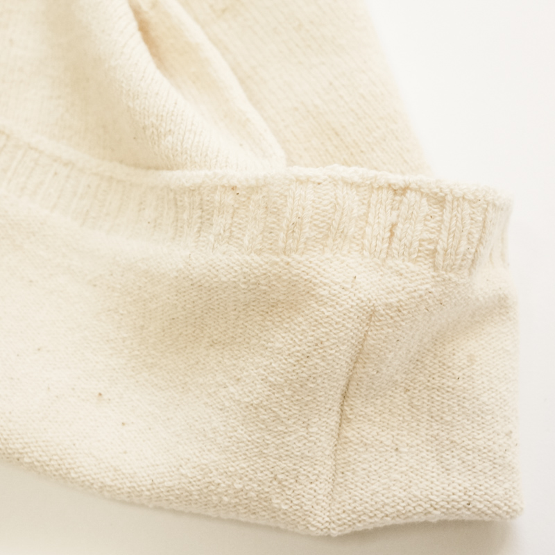 薄手が嬉しい腹巻き。お腹をすっぽり包む暖かさがやみつきに。|ガラ紡の腹巻き