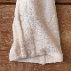 ふわっとした保温性とコットンならではの通気性を備えたベビー服です|ベビーロンパース長袖 50 - 60cmサイズ