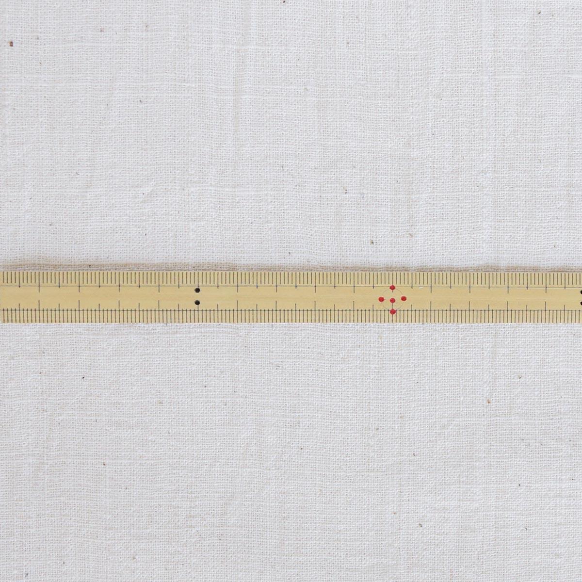 ガラ紡317/1細番手平織り
