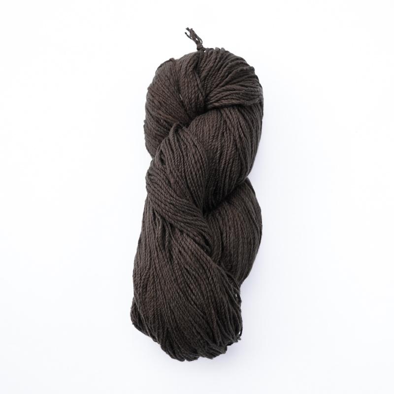手つむぎ糸|417/2 カラー60色 錆色