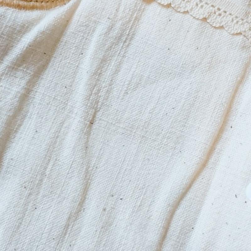 昼用タイプの布なぷきん|おひさま 生成