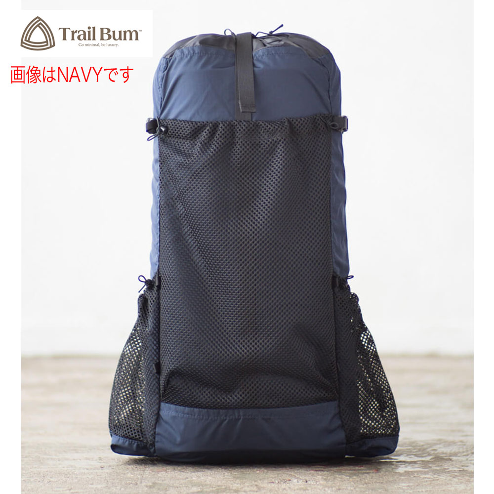 Trail Bum トレイルバム BUMMER / GRAY