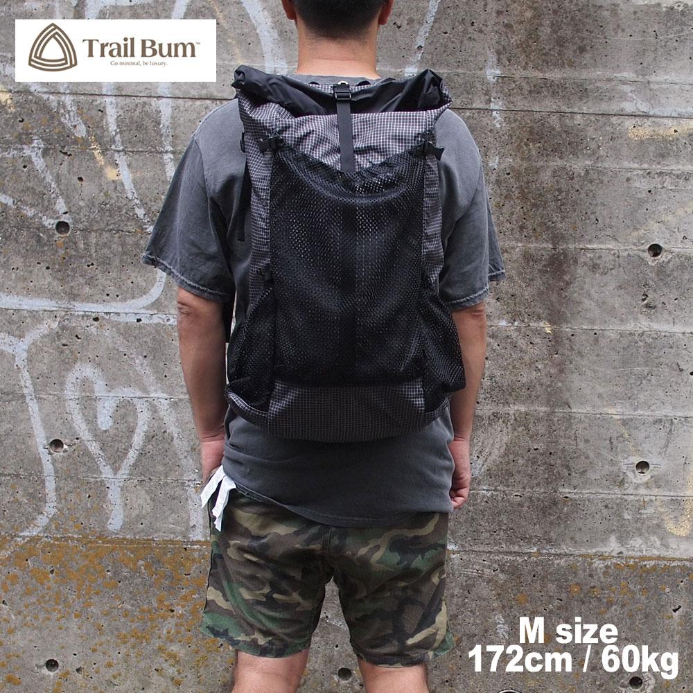 Trail Bum トレイルバム BUMMER / NIGHT CLOUD SPECTRA