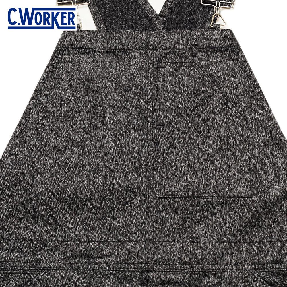 C WORKS シーワークス WEST OVER / MATTE BLACK