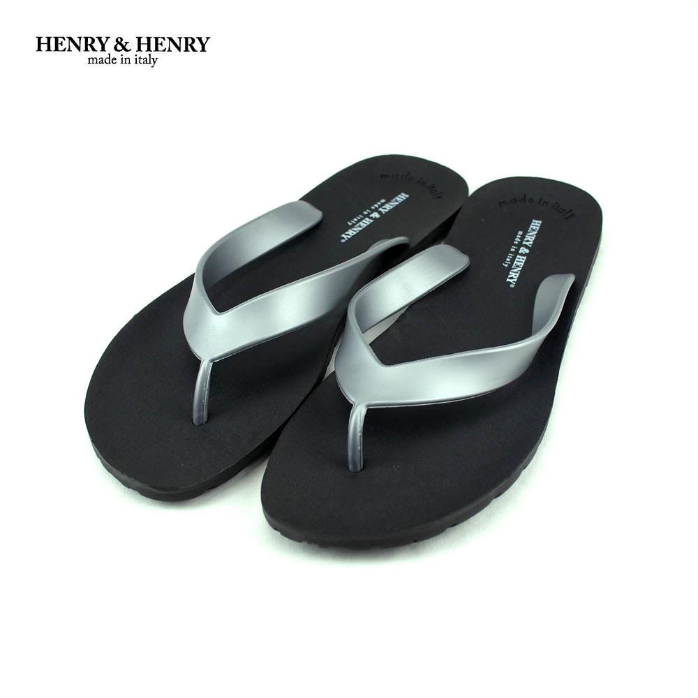 HENRY&HENRY ヘンリーヘンリー FLIPPER (SILVER× BLACK)