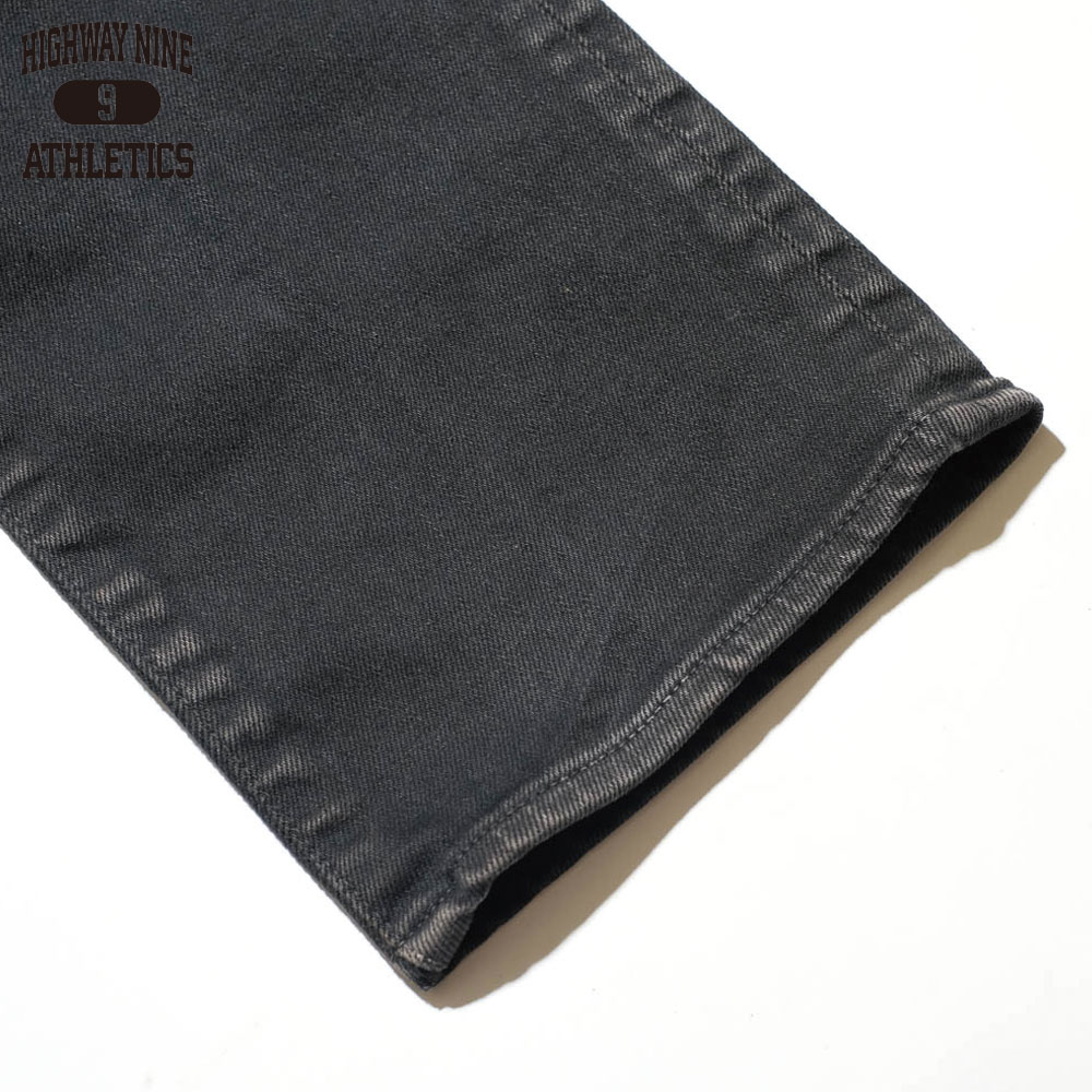 HIGHWAY NINE ハイウェイナイン STRETCH BLACK STRAIGHT / BLACK-USED