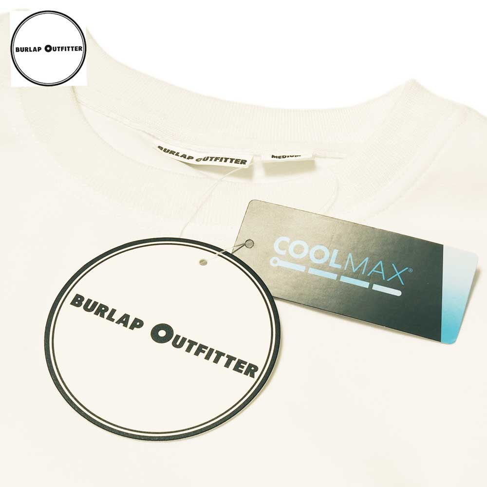 Burlap Outfitter バーラップアウトフィッター B.B TEE / NAVY