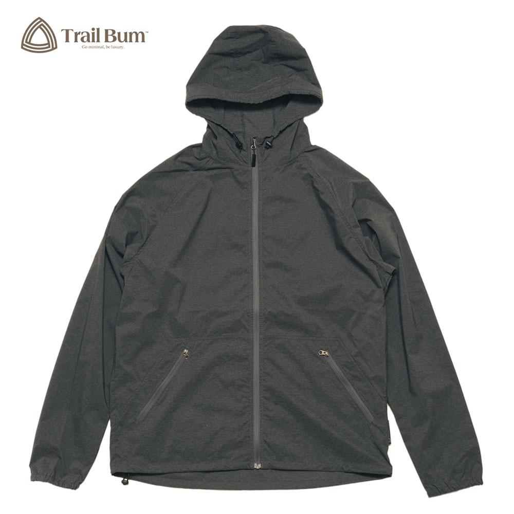 TRAIL BUM トレイルバム DRIFT JACKET EQUILIBRIUM  / CHARCOAL